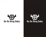 Ba Ba Bling baby Logo - Entry #52