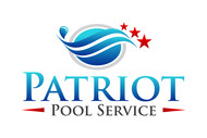 Patriot Pool Service Logo - Entry #13