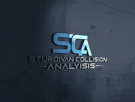 Sturdivan Collision Analyisis.  SCA Logo - Entry #73