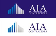AIA CONTRACTORS Logo - Entry #84