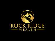 Rock Ridge Wealth Logo - Entry #350