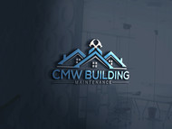 CMW Building Maintenance Logo - Entry #418