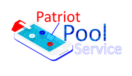 Patriot Pool Service Logo - Entry #57