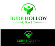 Burp Hollow Craft  Logo - Entry #13