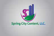 Spring City Content, LLC. Logo - Entry #73