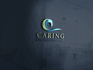 CARING FOR CATASTROPHES Logo - Entry #85