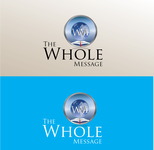The Whole Message Logo - Entry #84
