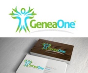GeneaOne Logo - Entry #173