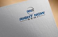 Right Now Semi Logo - Entry #30