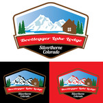 Bootlegger Lake Lodge - Silverthorne, Colorado Logo - Entry #83