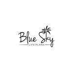 Blue Sky Life Plans Logo - Entry #224