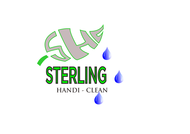 Sterling Handi-Clean Logo - Entry #140