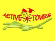 Active Tours Logo - Entry #3