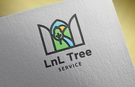 LnL Tree Service Logo - Entry #210