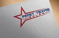 First Texas Solar Logo - Entry #47