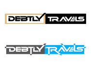 Debtly Travels  Logo - Entry #160