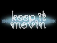 Keep It Movin Logo - Entry #460