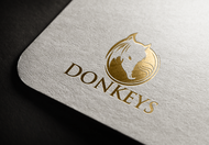 DONKEYS Logo - Entry #6