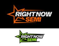 Right Now Semi Logo - Entry #190