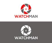 Watchman Surveillance Logo - Entry #105