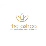 the lash co. Logo - Entry #121