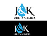 J&K Utility Services Logo - Entry #112