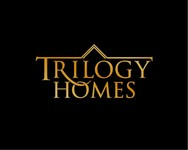 TRILOGY HOMES Logo - Entry #27