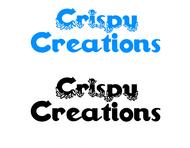 Crispy Creations logo - Entry #27
