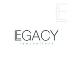 LEGACY RENOVATIONS Logo - Entry #151