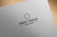 First Texas Solar Logo - Entry #12