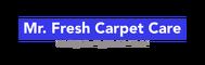 Mr. Fresh Carpet Care Logo - Entry #50