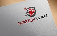 Watchman Surveillance Logo - Entry #85
