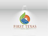 First Texas Solar Logo - Entry #31