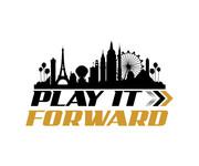 Play It Forward Logo - Entry #274