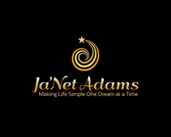 Ja'Net Adams  Logo - Entry #37