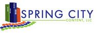 Spring City Content, LLC. Logo - Entry #58