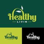 Healthy Livin Logo - Entry #533