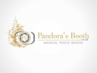 Pandora's Booth Logo - Entry #49