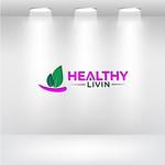 Healthy Livin Logo - Entry #399