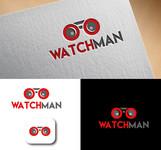 Watchman Surveillance Logo - Entry #60