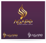 Agape Logo - Entry #151