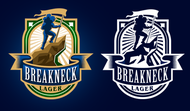 Breakneck Lager Logo - Entry #23