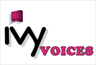 Logo for Ivy Voices - Entry #120