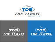 The Travel Design Studio Logo - Entry #70