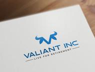 Valiant Inc. Logo - Entry #468