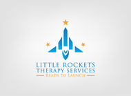 Little Rockets Therapy Services Logo - Entry #34