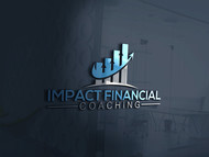 Impact Financial coaching Logo - Entry #23