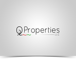 A log for Q Properties LLC. Logo - Entry #64