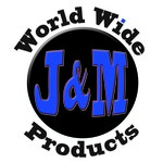 J&M World Wide Products Logo - Entry #34