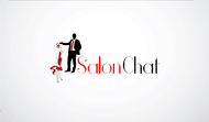 """""""Salon Chat"""" Logo - Entry #43"""